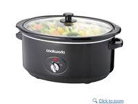 Cookworks 6.5L Slow Cooker