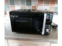 Russell Hobbs Microwave 800W Black