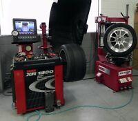 Professional Tire Installation + 24/7 Mobile Service