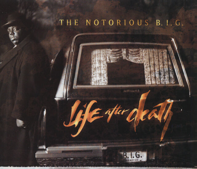 THE NOTORIOUS B.I.G. Life After Death 2CD BRAND NEW Notorious BIG