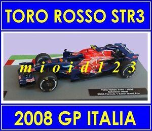 1-43-TORO-ROSSO-STR3-Sebastian-VETTEL-2008-Die-cast-1-43-FORMULA-1