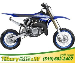 2018 Yamaha YZ65 (2 Stroke) JUST CAME IN!
