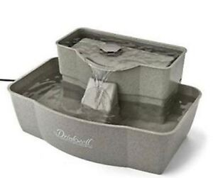 Fontaine chien chat, Drinkwell Multi-tier plusieurs niveaux