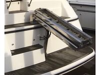 Passerelle - High Quality Stainless Steel and Teak, From my Boat Opacmare