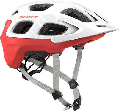 Scott Vivo MTB Cycling Helmet - White