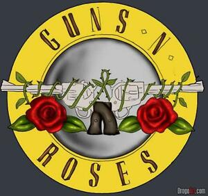 GUNS N ROSES TICKETS FOR SALE