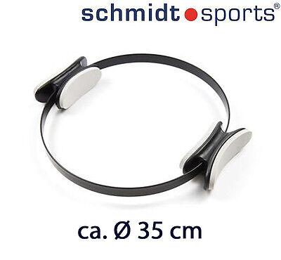 Deuser Sports Physio Pilates Ring Schwarz Durchmesser 35 cmYoga Toning Circle