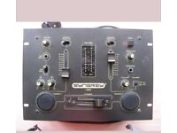 Synergy t1000 audio mixer as new great condition