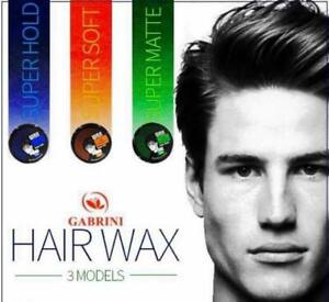 Professional Hair Wax / Sire pour cheveux