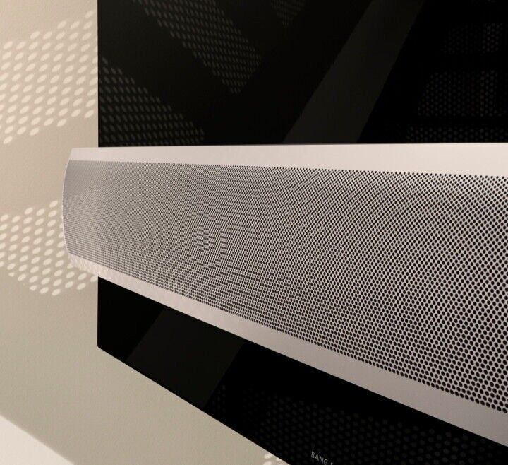 "Bang Olufsen Aluminum Grill for Sound Bar BeoVision Eclipse 65"" TV"