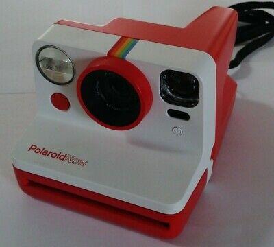 Polaroid Now I-Type Instant Camera - Red 153165