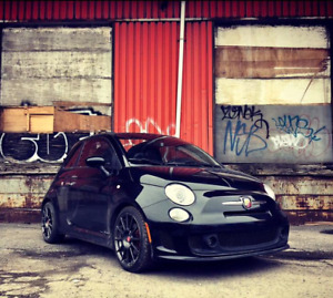 500 Abarth Cabriolet Stage 3