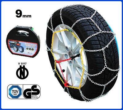 CATENE DA NEVE 9MM 175/65 R14 FIAT PANDA (312, 319) [01/2012->]