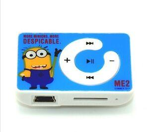 MP3 de style ipod nano Minion