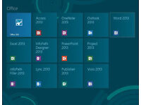 MICROSOFT OFFICE PRO SUITE 2013 for PC