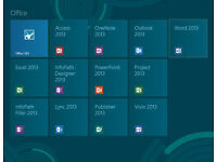 MS-OFFICE PROFESSIONAL SUITE 2013 for PC