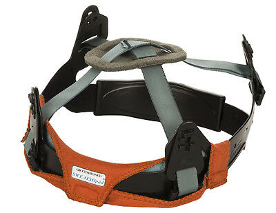 Weldas 2 Hard Hat Sweat Band Air Cushioned Comfort Pad Lot Sweatsopad Sb320v-2