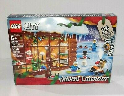 LEGO City: Advent Calendar (60235)