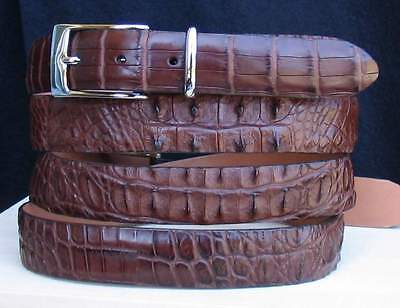 Alligator Belt Amp Exotic Leather Belt Buying Guide Ebay