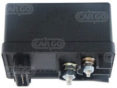 CARGO GLOW PLUG HEATER CITROEN PEUGEOT FIAT TIMER RELAY 12V 5 PIN PLUG 160432