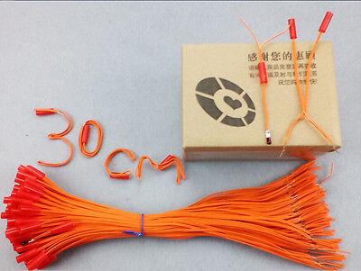 300pcs 0.3m Electric igniter fireworks firing system radio fire Wireless remote