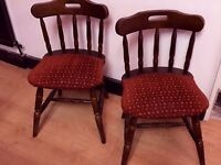 30 TRADITIONAL WOODEN PUB/ MICROPUB CHAIRS - SAME PATTERN: RESTAURANT, BISTRO, MAN CAVE HOME BAR ALE