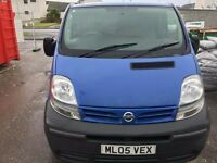 FOR SALE NISSAN PRIMASTAR 1.9 DCI