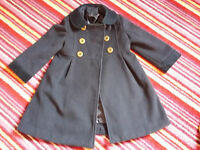 Coat and Rain Set
