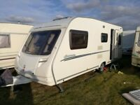 Sterling Europa 530 5 Berth 2007 Caravan
