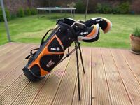 Child's Golf Clubs £10