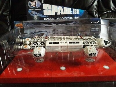 Product Enterprise transporter EAGLE Gerry Anderson boxed