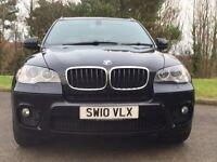 2010 BMW X5 3.0 TD xDrive 30d M Sport