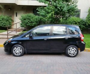 2007 Honda Fit LX Hatchback