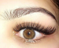 Eyelash Extensions-$80-Mobile Service-Will come to you if needed