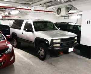 Chevrolet Tahoe 5.7 V8 - Emissions Certified