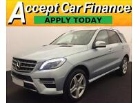 Mercedes-Benz ML 350 FROM £190 PER WEEK!