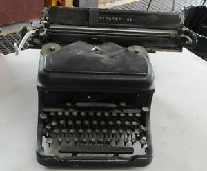 Remington Typewriter Prince George British Columbia image 1