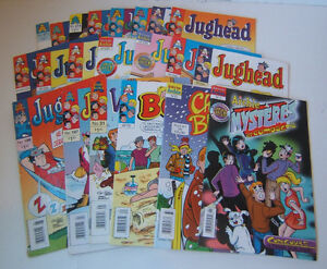 French Archie Comics