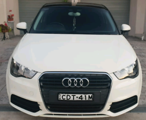 2011 Audi A1 Attraction sport back tronic