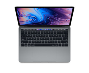 2017 MACBOOK PRO 13-INCH TOUCH BAR-ID UPGRADED, APPLE CARE 2020