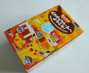 Pokemon Candy Toy Welcome to Pikachu Room