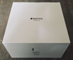 Apple Watch Series 3 42mm Stainless Steel (GPS + Cellular)