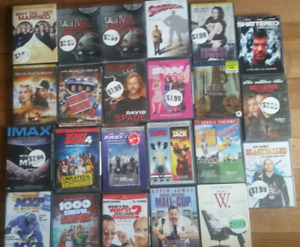 Over 20 DVD