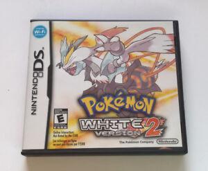Pokemon White 2 Nintendo DS Game (used)