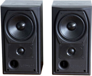 Mission 731 pair and 70C1  Center Channel speakers