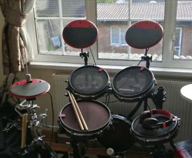 Ddrum 4se drums like Roland v drums td30