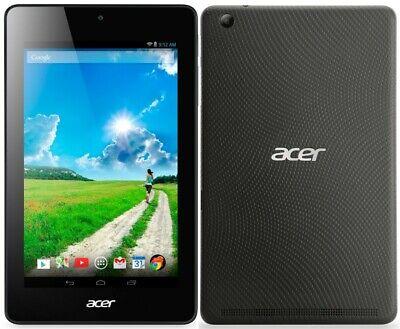 Black Acer Iconia one 7 - Tab 7
