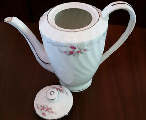 Fine China Coffee Pot - Chateau Rose London Ontario image 1