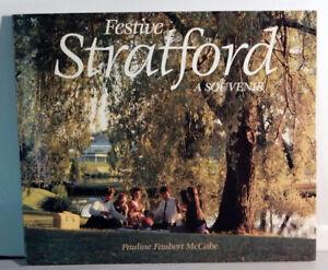 Festive Stratford, Ontario