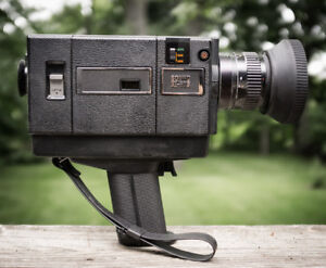 Sanyo Sound XL 60S Movie Camera - super 8 mm